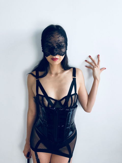 Shanghai Dominatrix Mistress