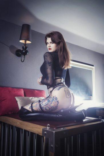 Melisande Sin London Mistress